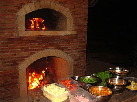 Outdoor Pizza Oven And Fireplace Combo » Design And Ideas