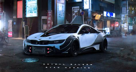 Cool Car Wallpapers For Desktop 3d Animal Models by Khyzyl Saleem Artwork Tuning Bmw I8 Wallpapers Hd