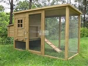 Fabrication D Une Voliere Exterieur : quelle taille de poulailler pour 3 ou 4 poules ~ Premium-room.com Idées de Décoration