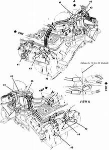 I Don T Know The Diagram Of Firing Order For The V6 Astro