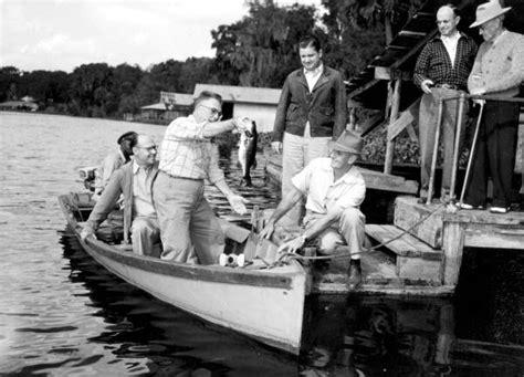 fishing florida camp welaka