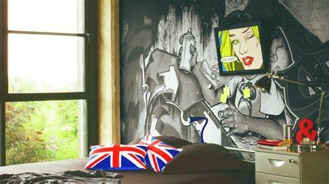 graffiti chambre ado le style graffiti pour une chambre d ado pleine de caractère