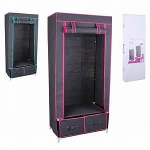 Armoire D Appoint : armoire d 39 appoint en tissu achat vente armoire de ~ Teatrodelosmanantiales.com Idées de Décoration
