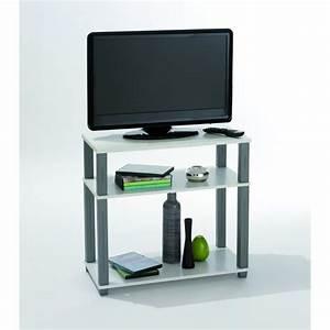 Petit Meuble Tele : petit meuble tele ~ Teatrodelosmanantiales.com Idées de Décoration