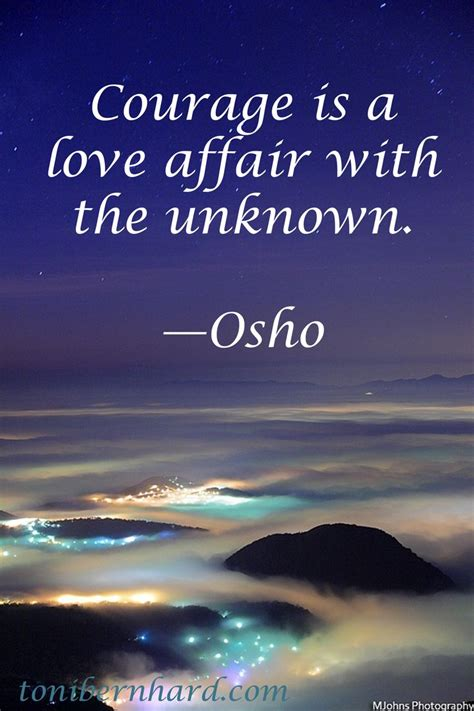 Osho Quotes On Courage
