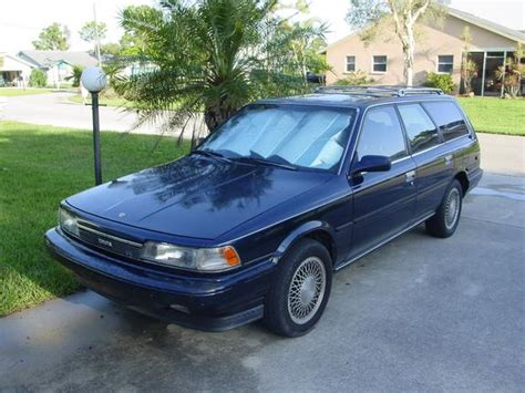 1989 Toyota Camry by 89camry Wagon 1989 Toyota Camry Specs Photos