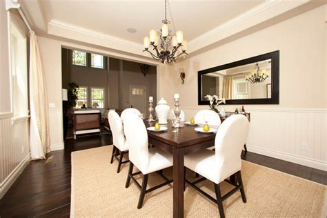 lovely dining room  stunning mirrors house