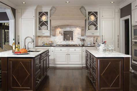 Kitchen Island Cherry A Beautiful Kitchen Renovation Traditional Kitchen Atlanta By Rogers Renovations Inc