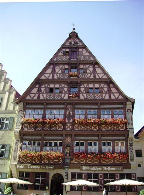 Deutsches Haus (dinkelsbühl) Wikiwand