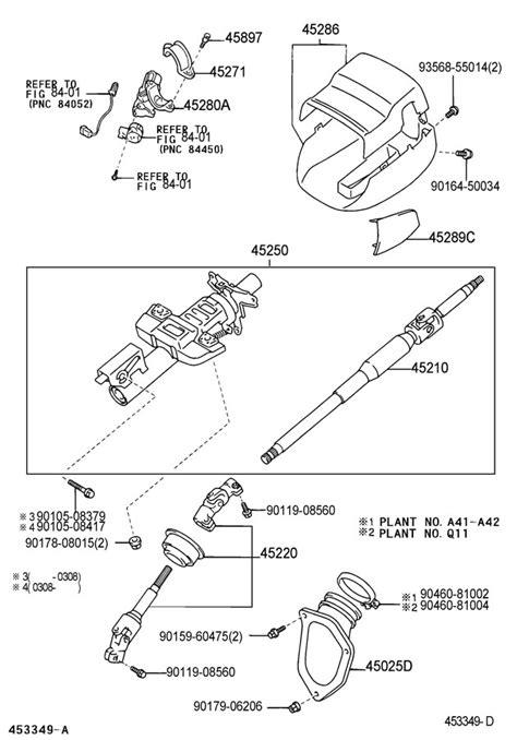 Toyota Shaft Assy Steering Intermediate