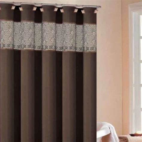 turquoise and brown shower curtain aqua and brown shower curtains interior design ideas