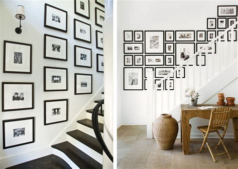 Design D'escalier Scandinave   Affiches Encadrées Pour