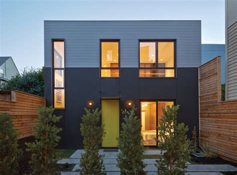 Haus Aus Stahl by Steelhouse 1 And 2 Zack De Vito Architecture Archdaily