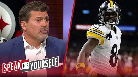 Mark Schlereth weighs in on Antonio Brown's trade request ...