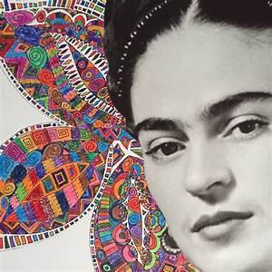 Frida Kahlo Kunstwerk : 80 besten frida kahlo bilder auf pinterest einzigartig frida khalo und mexikanische kunst ~ Markanthonyermac.com Haus und Dekorationen
