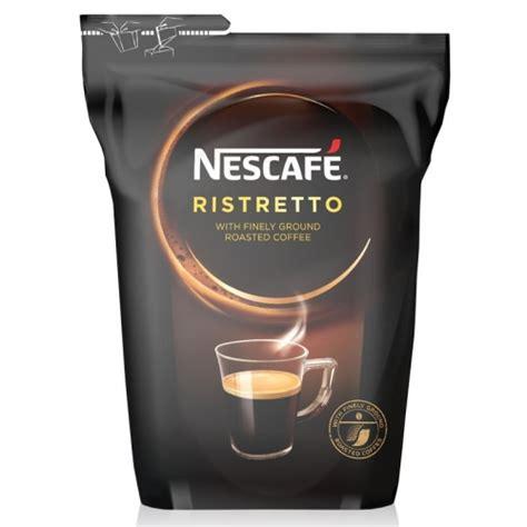 Obtenha um segundo vídeo stock com 30.760 segundos de barista making ristretto on coffee a 25fps. Espresso Ristreto στιγμιαίο για αυτόματους πωλητές.