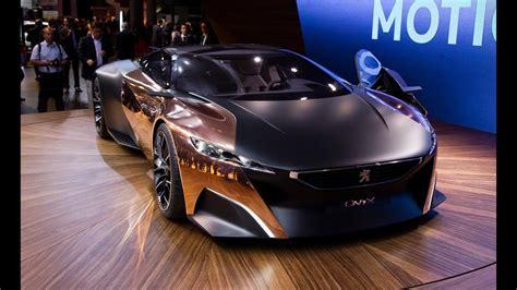 Hd Video Top 10 Concept Cars 2014-2019