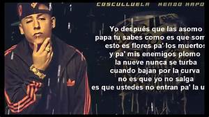 Cosculluela Ft.Kendo Kaponi ( Letra) - YouTube
