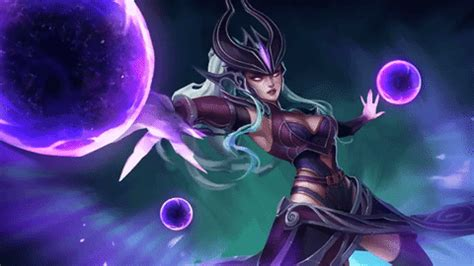 Guardian Animated Wallpaper - animated syndra wallpaper by cjxander on deviantart
