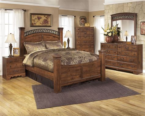 signature design  ashley timberline   bedroom group