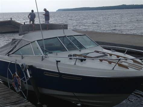 Ebay Crestliner Boats by Crestliner Crusader Boat For Sale From Usa