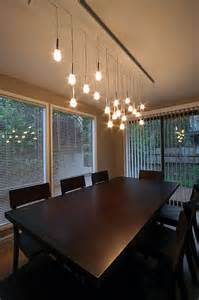 Install Ikea Ceiling Light by Mini Pendant Chandelier Made From Ikea Lamps