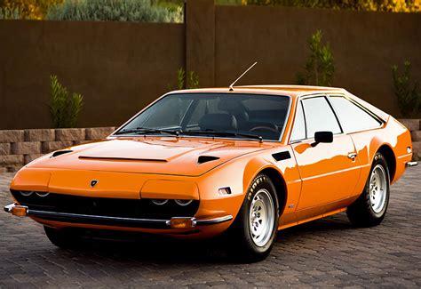 1972 Lamborghini Jarama 400 GTS - specifications, photo ...