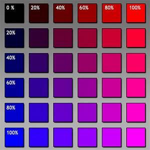 Rosa Farbe Mischen : die farbe lila violett ~ Orissabook.com Haus und Dekorationen