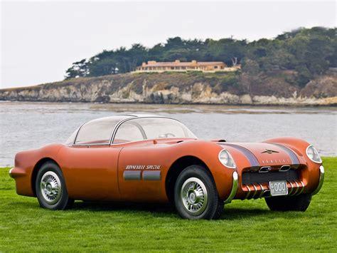 Pontiac Car : Pontiac Bonneville Special Concept Car (1954)