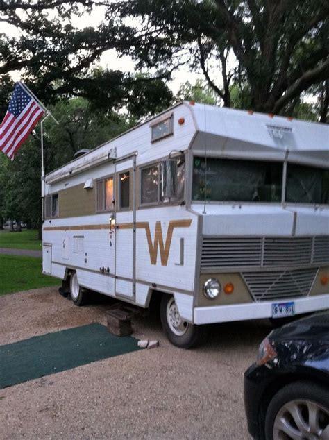 Vintage classic 1969 Winnebago camper for sale