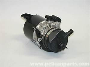 Mini Cooper Power Steering Pump Replacement  R50  R52  R53 2001