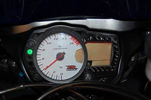 Speedo  Tach Not Working  U2013 2007 Suzuki Gsxr 600