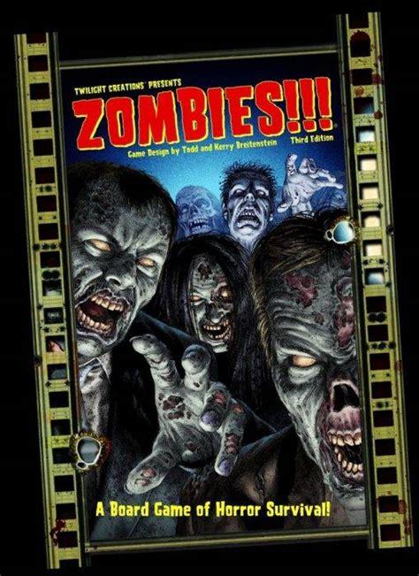 zombies zombie board game games twilight creations 3rd edition third ed play ship survival gesellschaftsspiele horror figuren test pricerunner