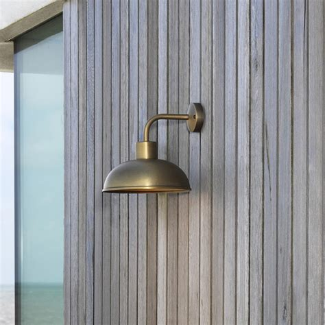 exterior brass wall light cl 33801 product e2 contract