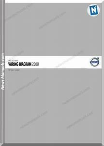 Volvo S60 2008 Wiring Diagram