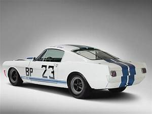 It's Kind Of A Magical Car … This 1965 Shelby Mustang GT350 R