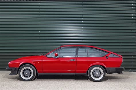 Alfa Romeo Gtv6 by 1985 Alfa Romeo Alfetta Gtv6 3 0 Alex Jupe Motorsport