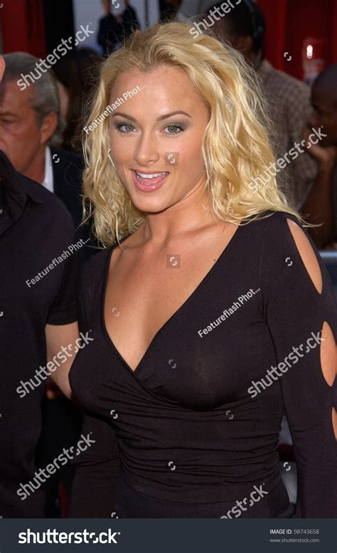 actress jennifer o dell actress jennifer odell world premiere manns stock photo
