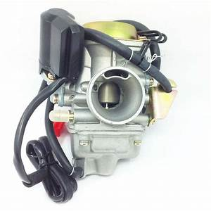 New Carburetor Gy6 150cc Scooter Roketa Sunl Go