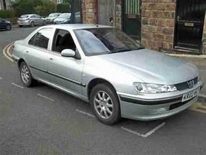Peugeot 2002 406 Rapier Hdi  90  Silver  Car For Sale