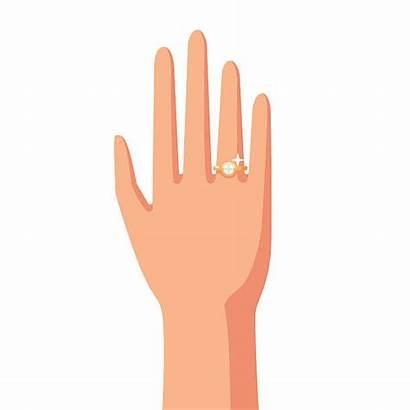 Ring Finger Cartoon Clip Illustrations Similar