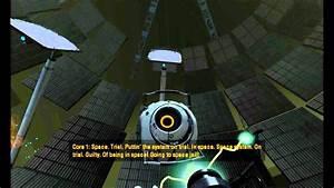 Portal 2 - Personality Core 01  U0026quot Space Core U0026quot