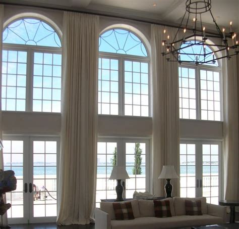 curtain sheers 20 sumptuous living room designs with arched windows rilane