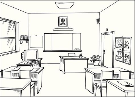 14692 student clipart black and white classroom black and white clipart 101 clip