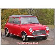 Simon Cars  Austin Morris Mini Cooper British Classic