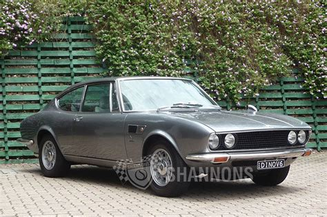 Sold: Fiat Dino 2400 Coupe (LHD) Auctions - Lot 18 - Shannons