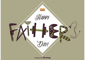 Happy Fathers Day Card - Download Free Vector Art, Stock ...
