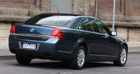 2010 Holden Caprice Photos, Informations, Articles