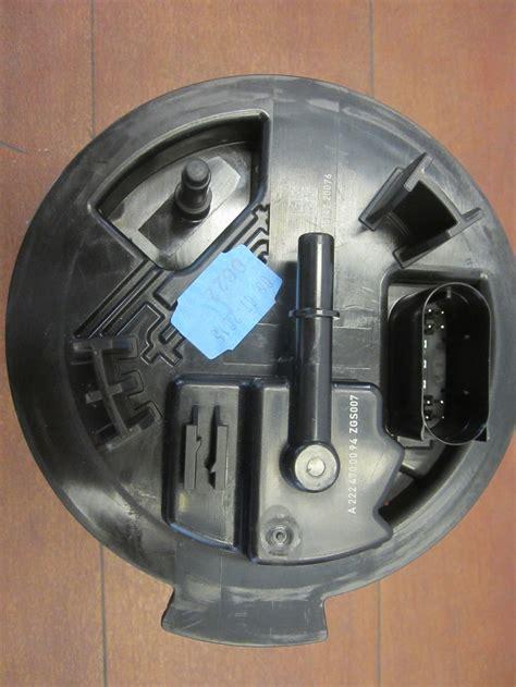 mercedes benz electric fuel pump   auto