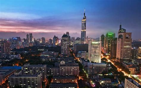 nanjing beijing visitor china travel guide
